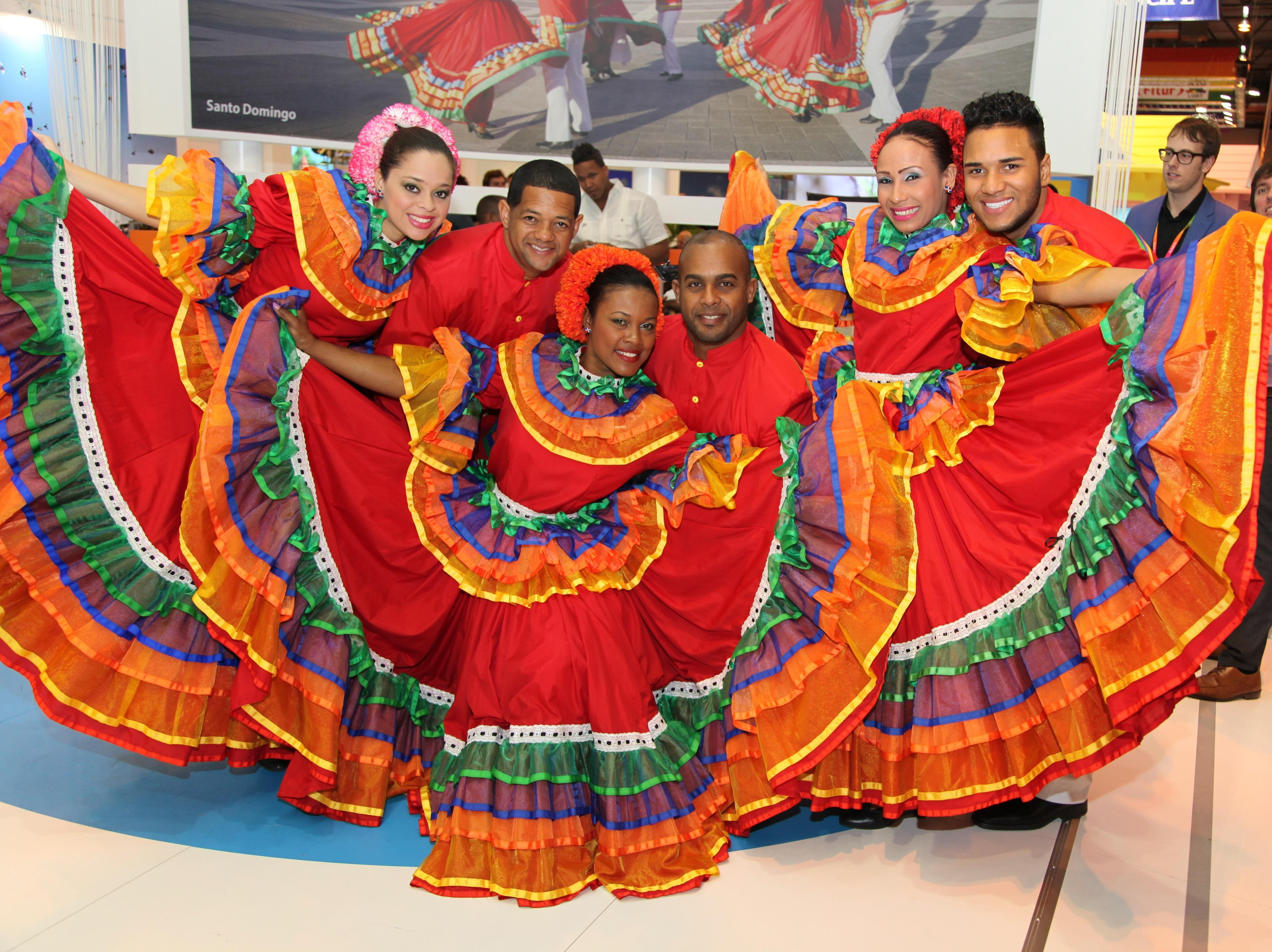 Ballet Folklórico de República Dominicana