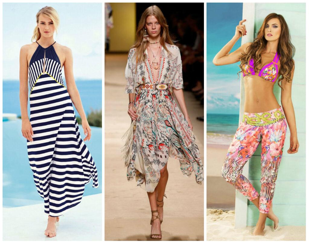 tendencias para el verano