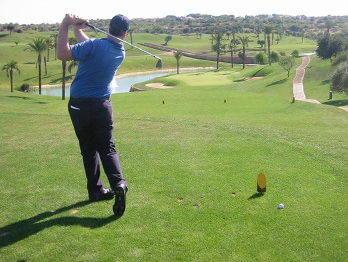 Código de conducta del golfista