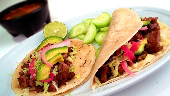 Tacos mejicanos
