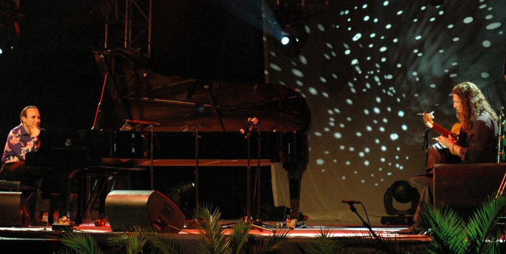 Michel Camilo y Tomatito: Dos leyendas vivas del Jazz y el Flamenco