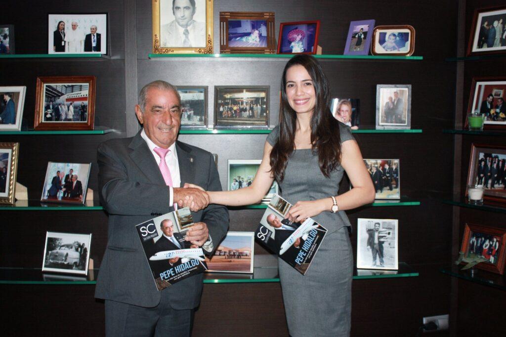Revista Soy Caribe conquista los aviones de Air Europa y los hoteles Be Live de República Dominicana.