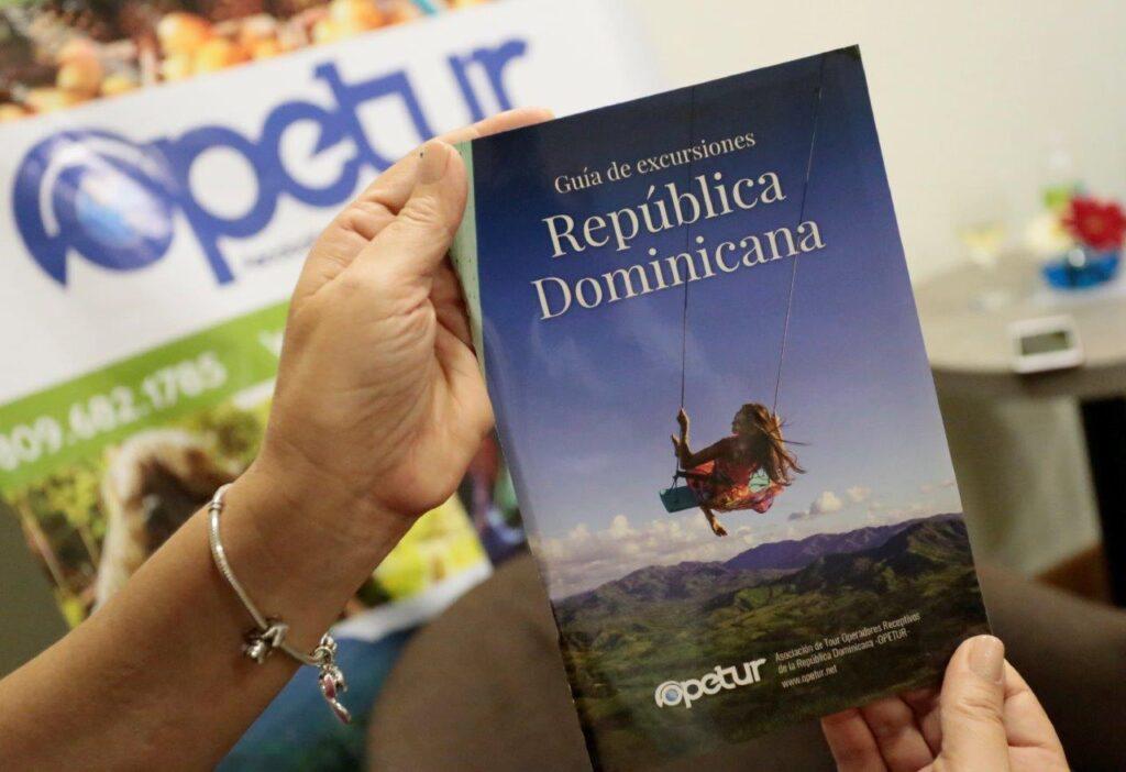 OPETUR pone a circular la Vll edición de su guía de excursiones