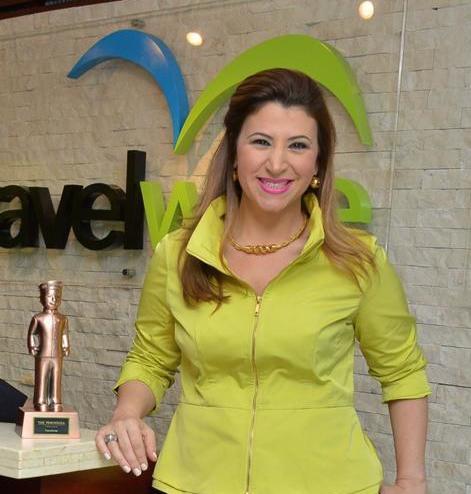 Laura Asilis, presidenta Travelwise