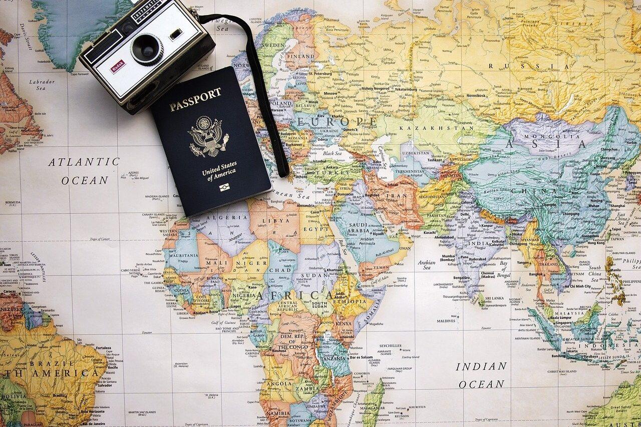 pasaporte vacaciones