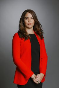 Anyarlene Bergés, VP de Comunicación y Relaciones Institucionales en INICIA