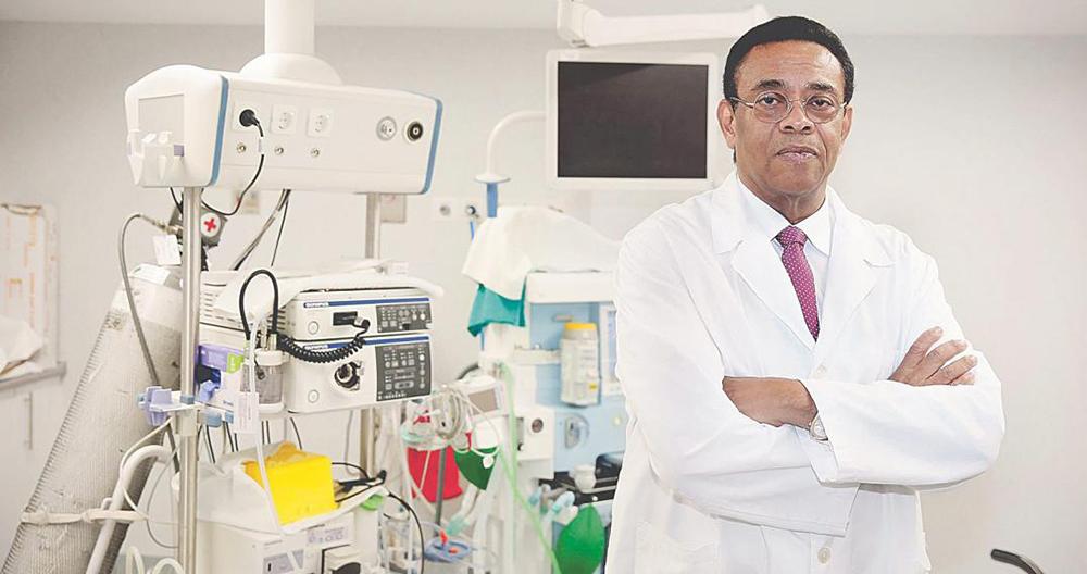 Dominicanos que inspiran Dr. Luis Abreu