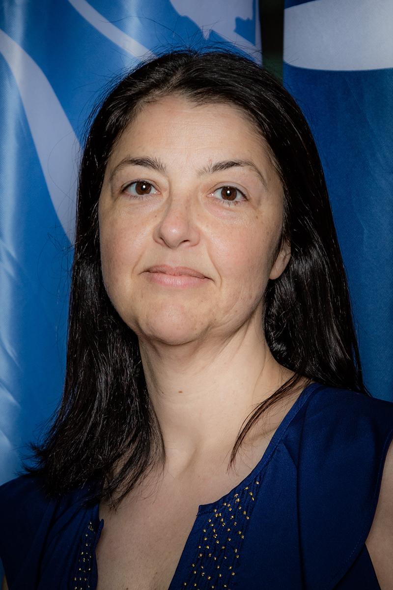 Sandra Carvão, Jefa de Mercado e Inteligencia, para Organización Mundial del Turismo (OMT).