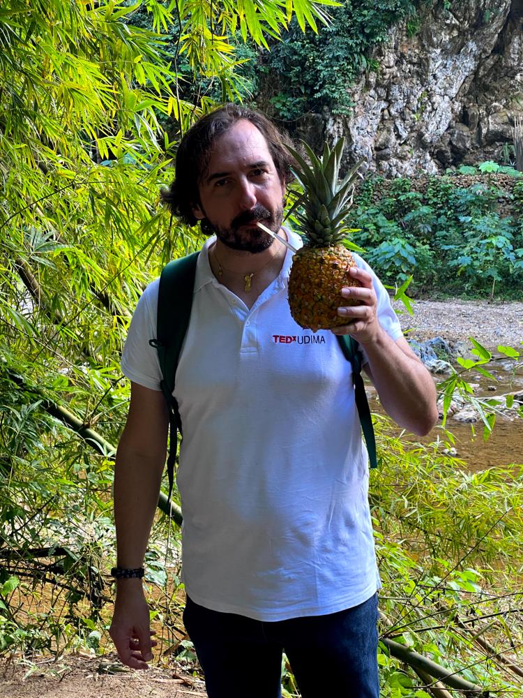 Viajando al Caribe con Arturo de las Heras