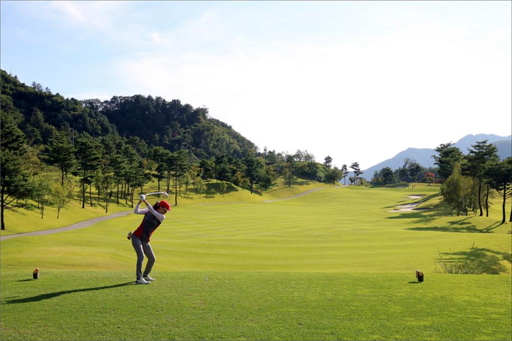 golf Caribe