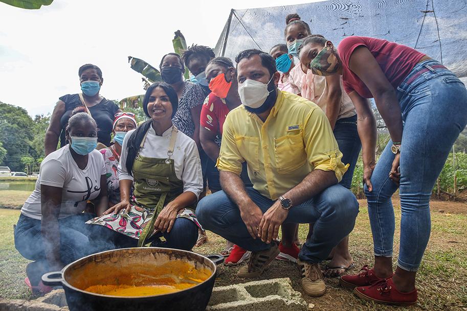 La cocina como arma de cambio social