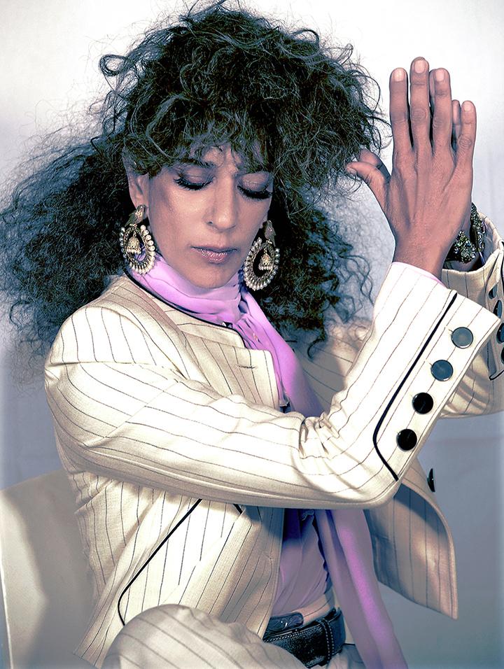 Rosario Flores, multipremiada artista española