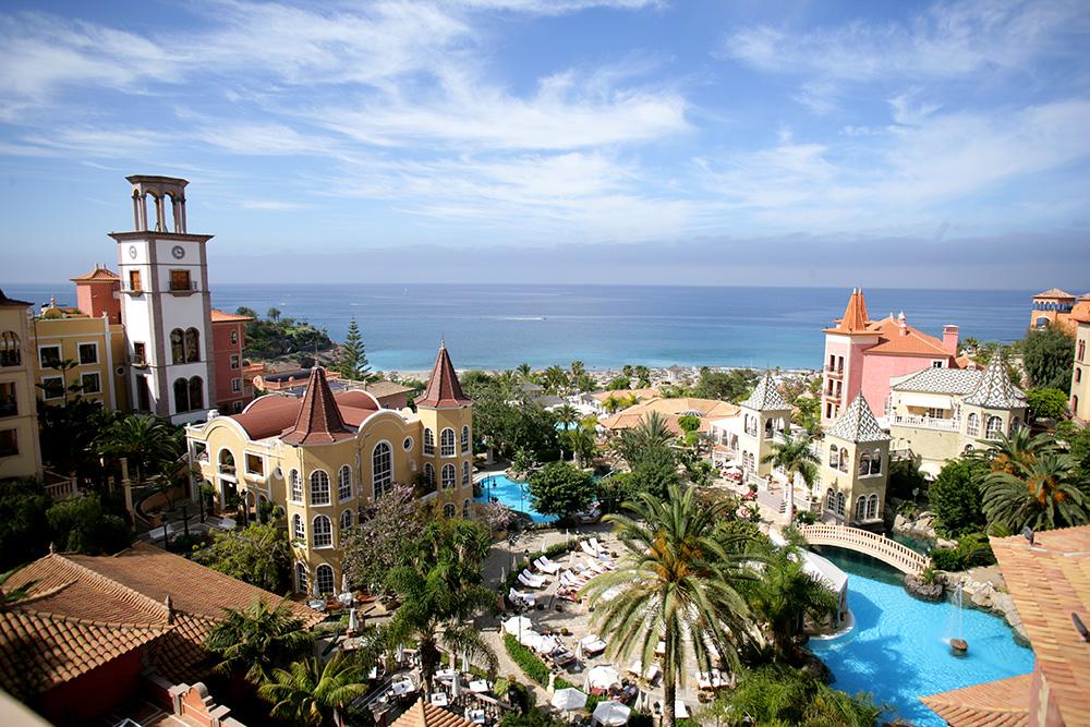 Hoteles Españoles con estilo caribeño